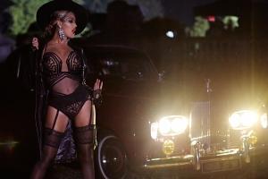 Beyoncé no clipe de 'Partition' (Foto: Divulgação)