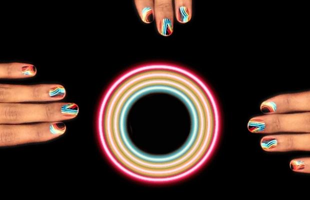 Kit de unhas decorativas 'Je Ne Sais Quoi' (Foto: Divulgação)