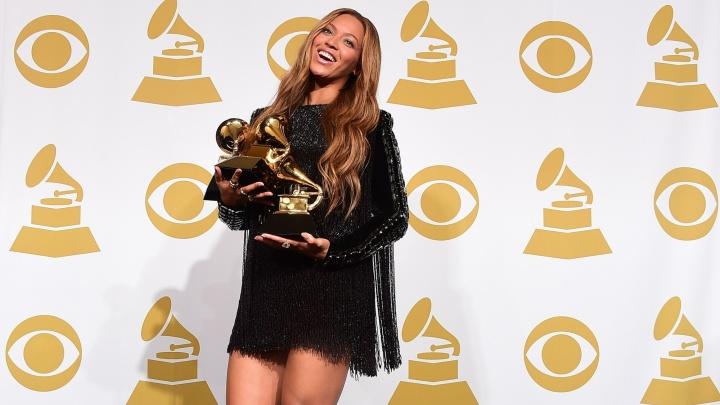 Beyoncé se tornou a segunda mulher mais premiada na história do Grammy, com 20 gramofones (Foto: Reprodução)