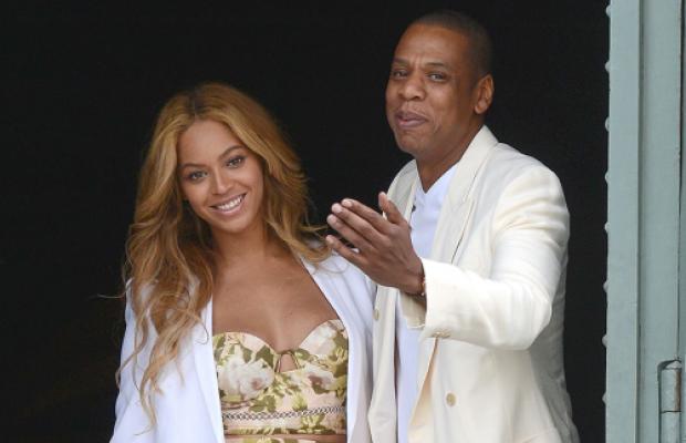 Beyoncé e Jay Z passaram a semana juntos na Itália (Foto: Reprodução)