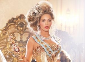 Beyoncé em foto promocional da turnê 'Mrs Carter Show' (Foto: Divulgação)