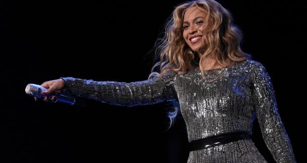 Beyoncé se apresenta no festival Made In America de 2015 (Foto: Divulgação/Beyonce.com)