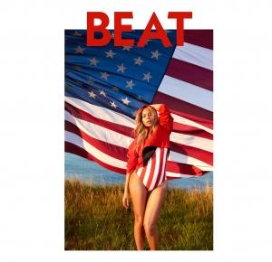 Beyoncé para a BEAT Magazine (Foto: Ryan McGinley/BEAT Magazine)