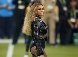 Beyoncé no Super Bowl 50 (Foto: Divulgação)