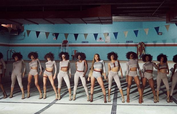 Bastidores do clipe 'Formation' (Foto: Divulgação/Beyoncé)