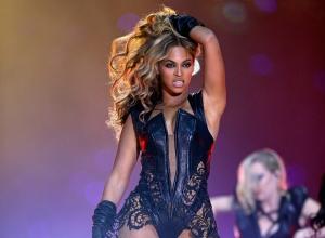 Beyoncé no Super Bowl 2013 (Foto: Reprodução)