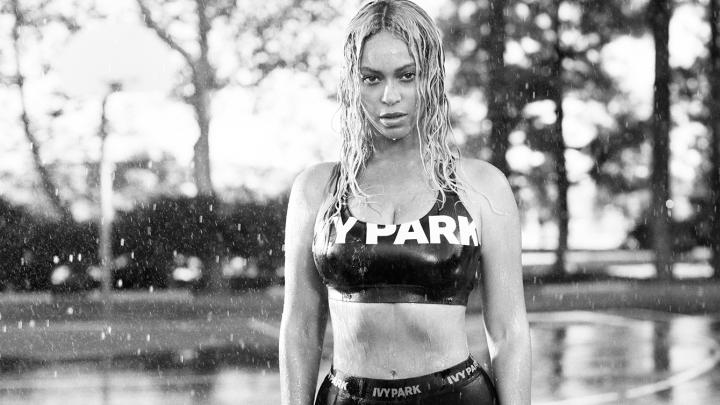 Beyoncé em campanha para 'Ivy Park' (Foto: Divulgação/Ivy Park)