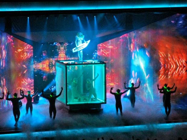 Lady Gaga - 'Monster Ball Tour' (Foto: Reprodução)