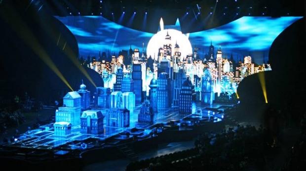 Batman World Tour 2011 (Foto: Reprodução)