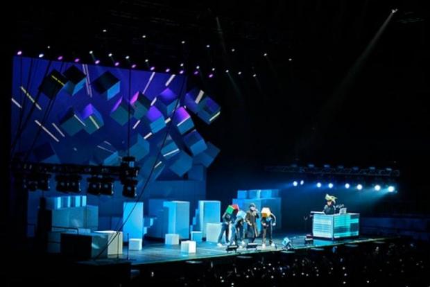 Pet Shop Boys - 'Pandemonium Tour' (Foto: Reprodução)