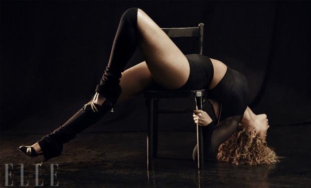 Beyoncé para a ELLE Magazine; maio de 2016 (Foto: Divulgação/ELLE)