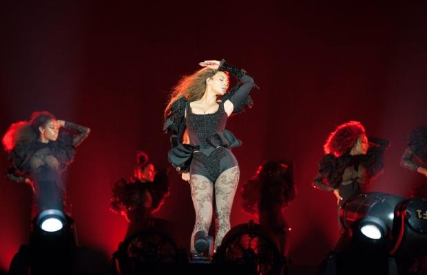 Primeiro show da 'Formation World Tour' em Miami (Foto: Divulgação)