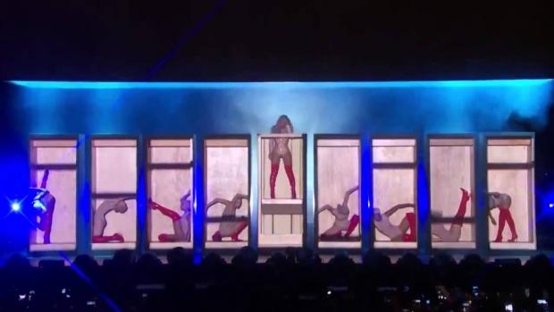 Beyoncé - 'Made in America Festival 2015' (Foto: Reprodução)