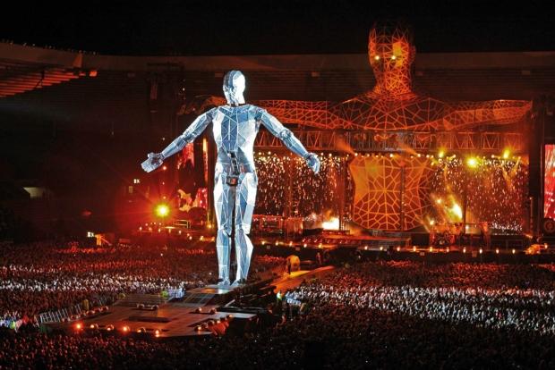 Take That - 'Progress Tour' (Foto: Reprodução)