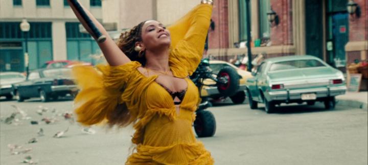 Beyoncé no filme 'LEMONADE' (Foto: Reprodução)