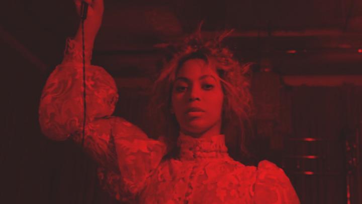 Beyoncé em trecho do filme 'Lemonade' (Foto: Reprodução)