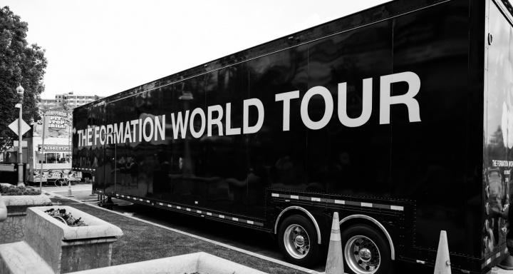 The Formation World Tour (Foto: Divulgação/Beyoncé)