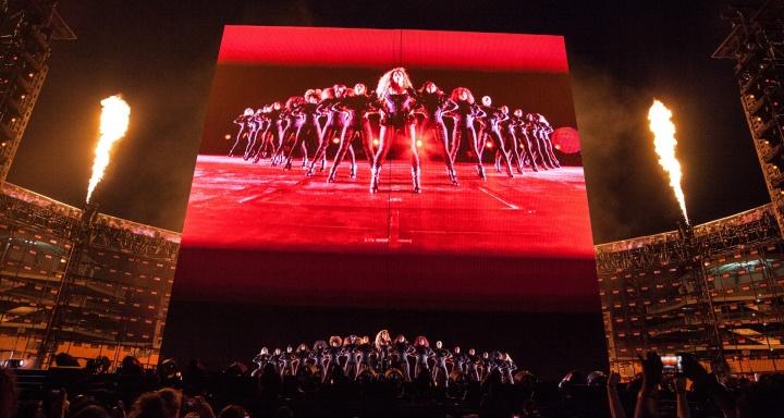 Beyoncé se apresenta em Pittsburgh com a 'Formation World Tour' (Foto: Divulgação/Beyoncé)
