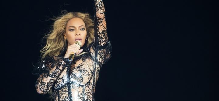Beyoncé na 'Formation World Tour' em Atlanta (Foto: Divulgação/Beyoncé)
