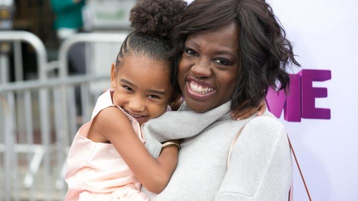 Viola Davis e sua filha, Genesis Tennon (Foto: Reprodução)