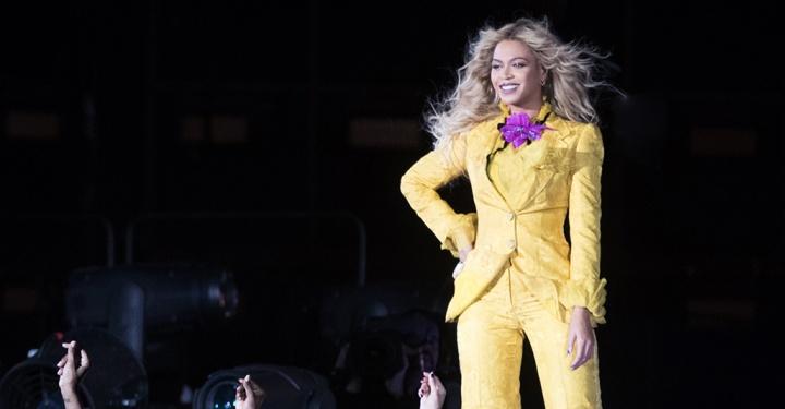 Beyoncé no último show da 'Formation Tour' (Foto: Divulgação/Beyoncé)