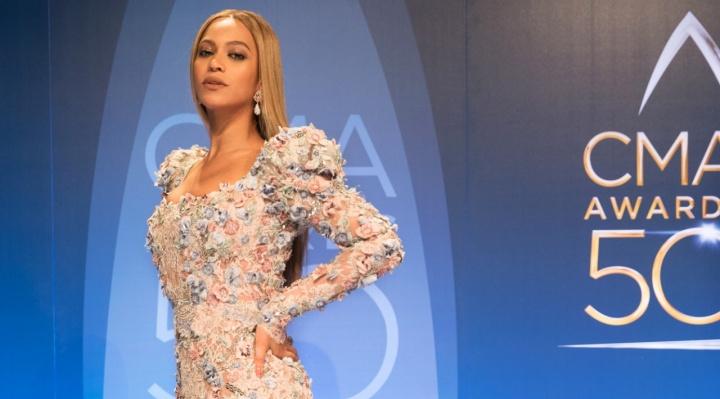 Beyoncé no CMA Awards 2016 (Foto: Divulgação/Beyoncé)