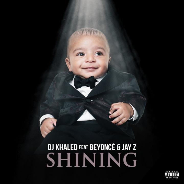 Capa da faixa 'Shining' (Foto: Divulgação)