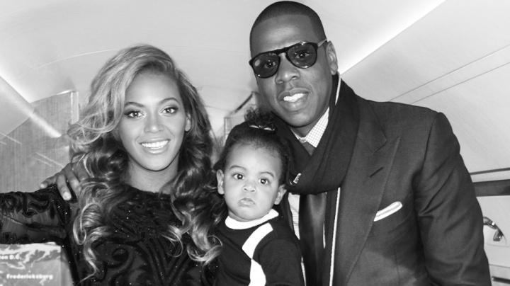 Beyoncé compartilhou imagens da gestação de Blue Ivy (Foto: Divulgação/Beyoncé)