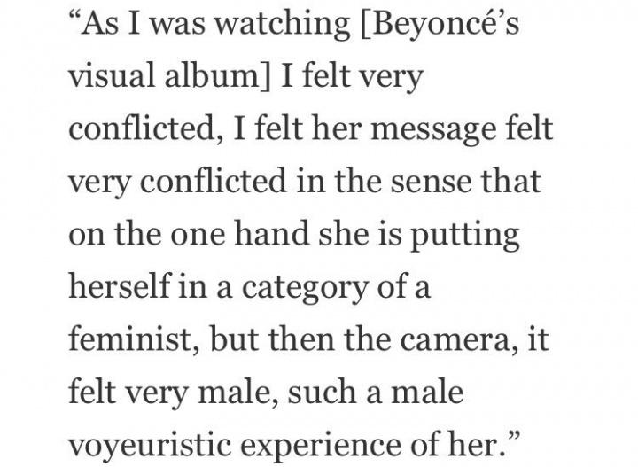 Emma Watson fala sobre álbum visual da Beyoncé (Foto: Reprodução)