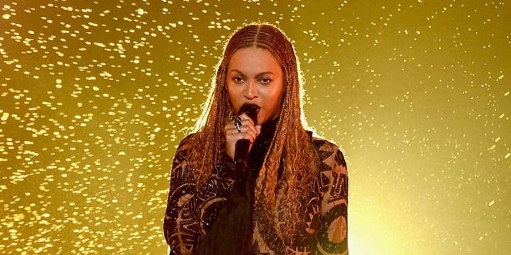 Beyoncé no BET Awards 2016 (Foto: Reprodução/Site BET)