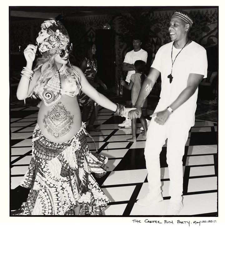 Push Party de Beyoncé, 2017 (Foto: Divulgação)