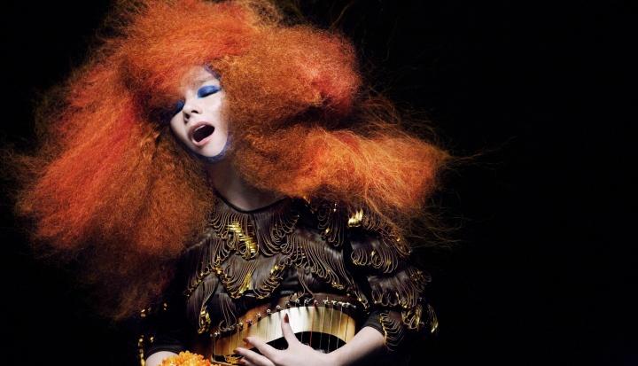 Björk (Foto: Reprodução/Tumblr)