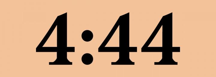 Publicidade '4:44' patrocinada pelo Tidal (Foto: Reprodução)