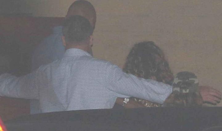 Beyoncé e Jay Z no Nobu (Foto: Reprodução/E! News)