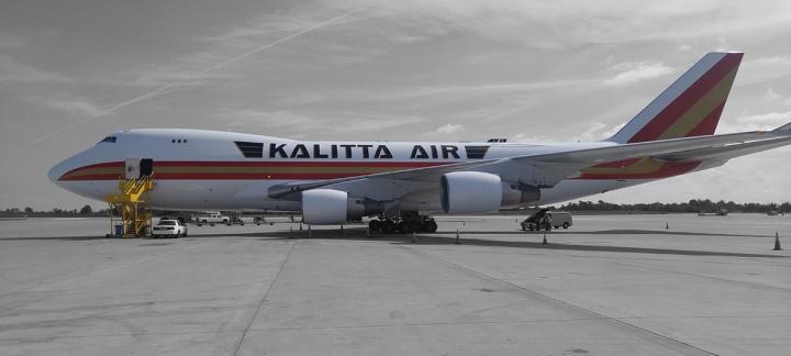 Avião levará suprimentos até Porto Rico (Foto: Divulgação)