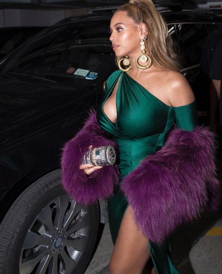 Beyoncé no Tidal X 2017 (Foto: Reprodução/Beyonce.com)