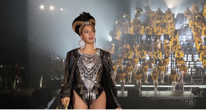 Beyoncé no festival Coachella 2018 (Foto: Divulgação/Beyoncé.com)