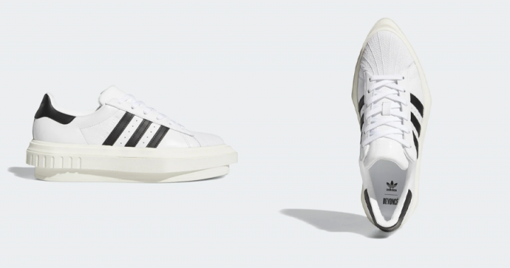 Novo tênis da coleção de Beyoncé com a adidas (Foto: Divulgação)