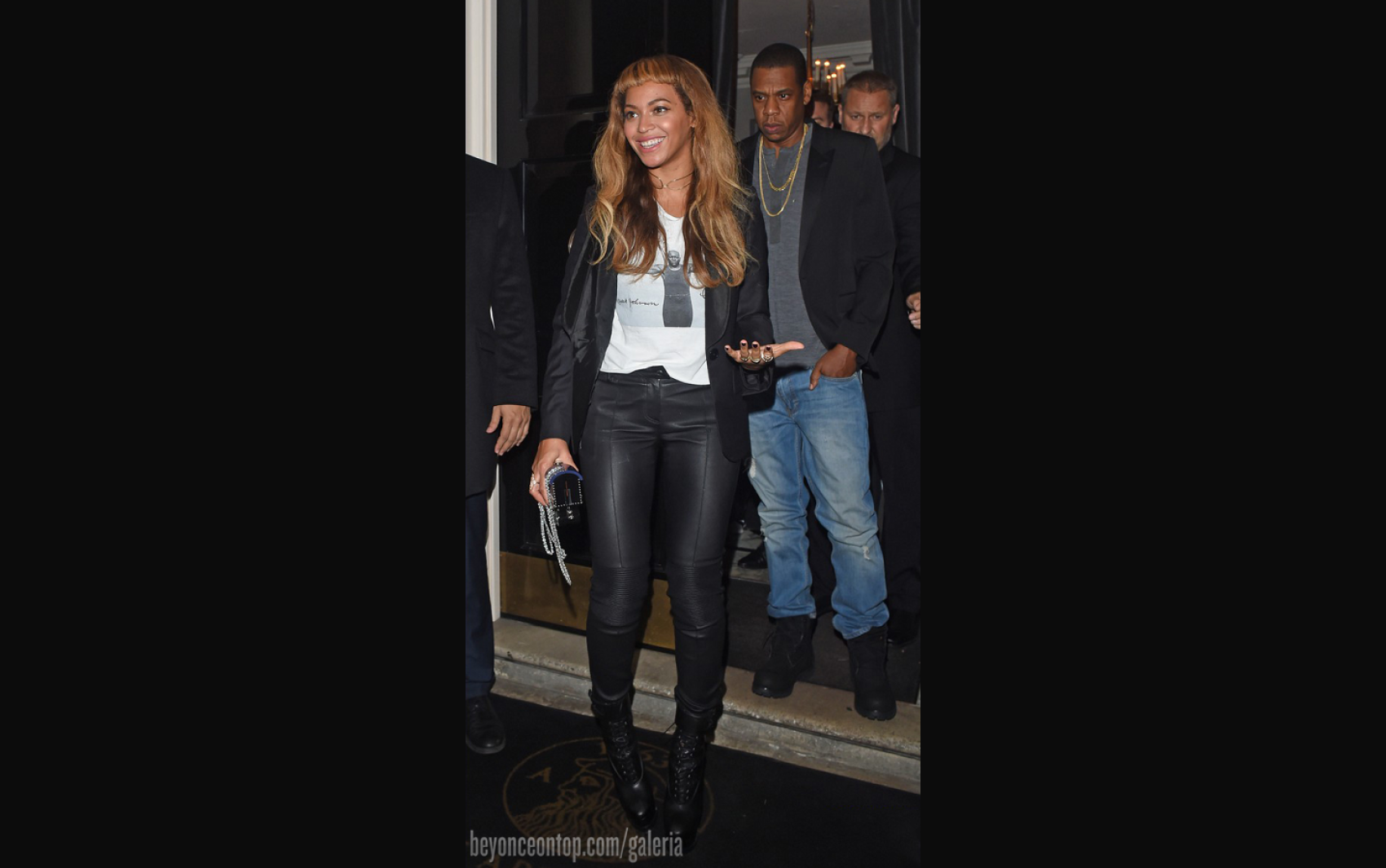 Beyoncé e Jay Z.
