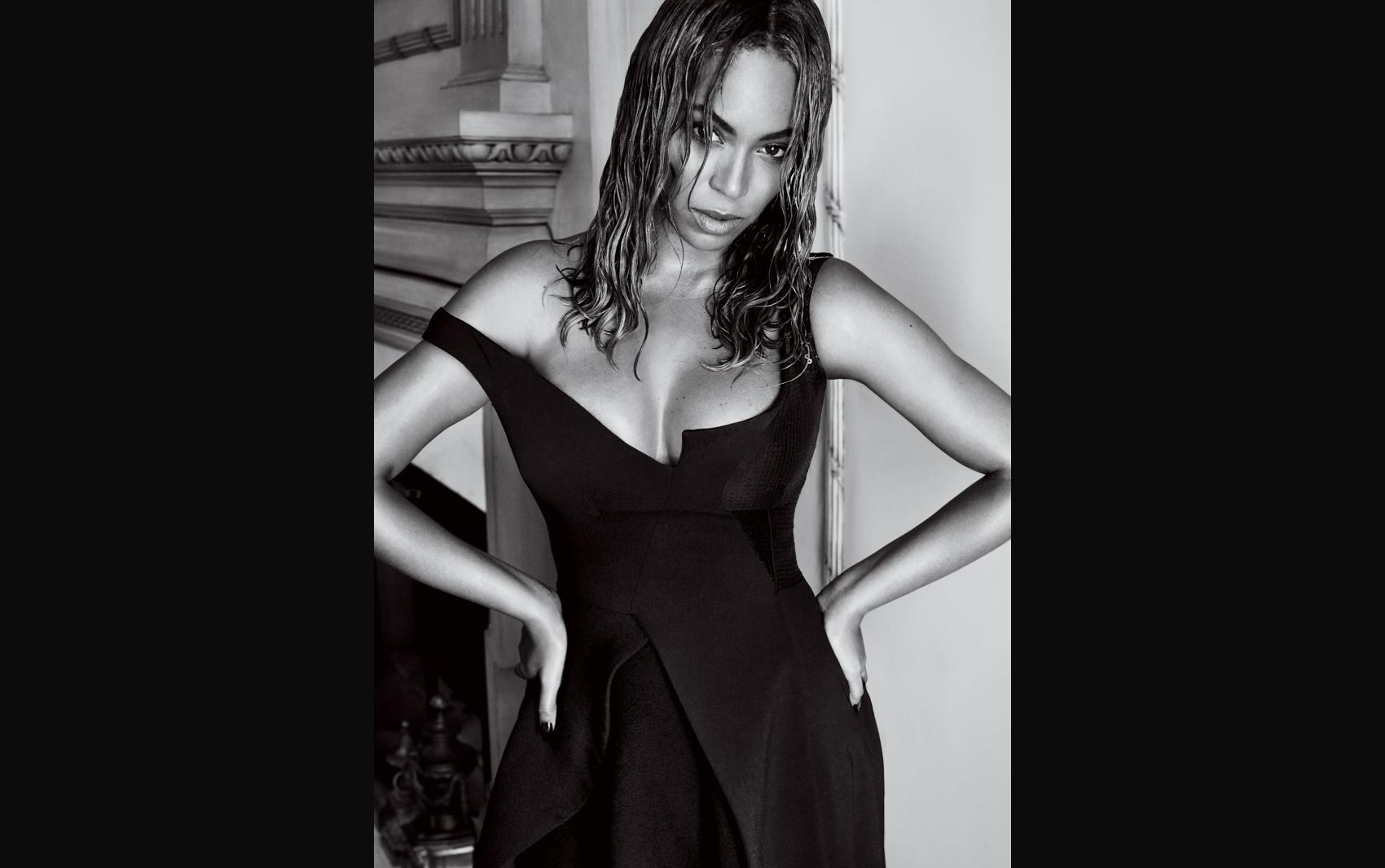 Beyoncé para a edição de set/2015 da revista Vogue