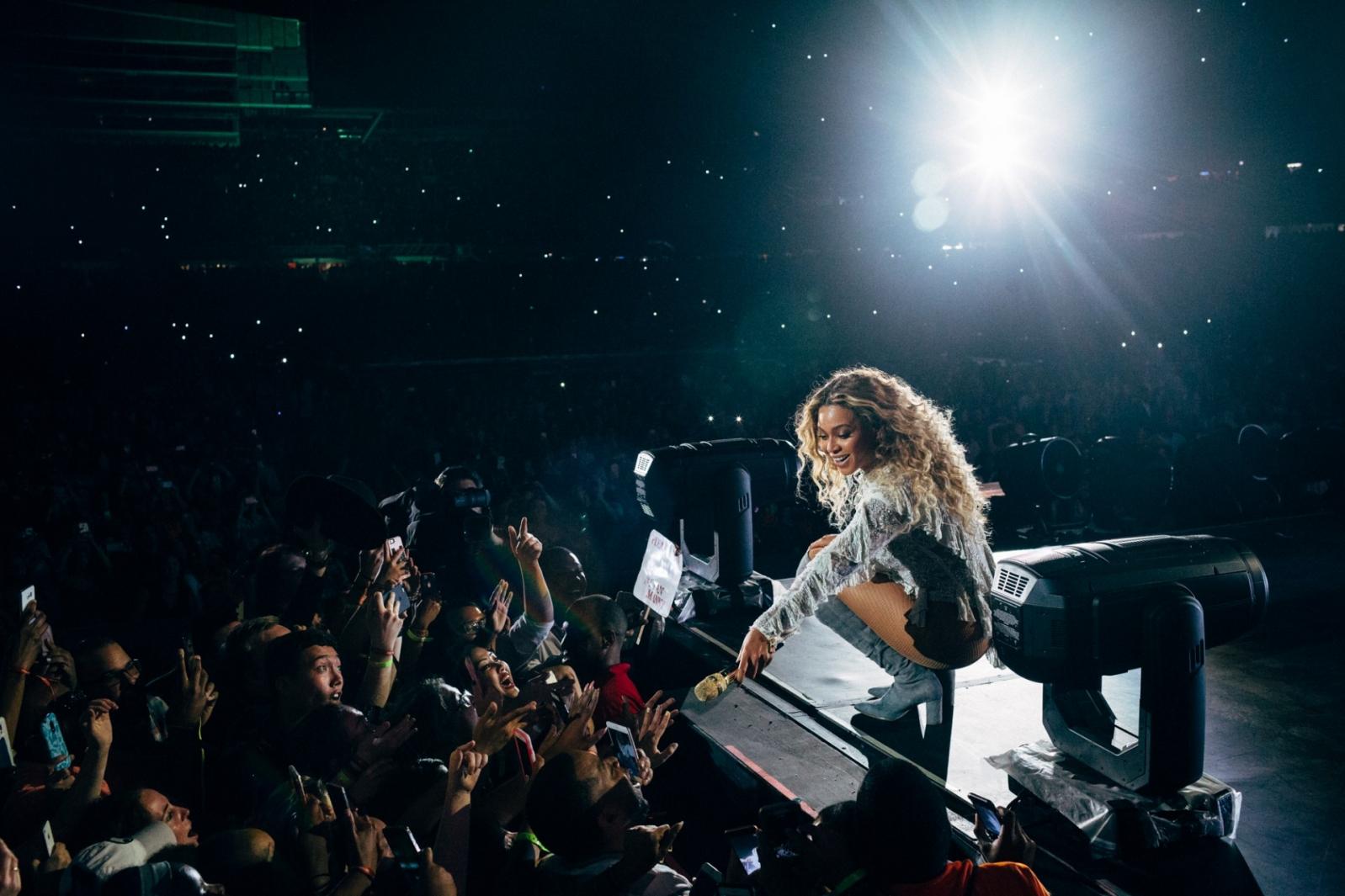Beyoncé se apresenta em Chicago com a 'Formation World Tour'