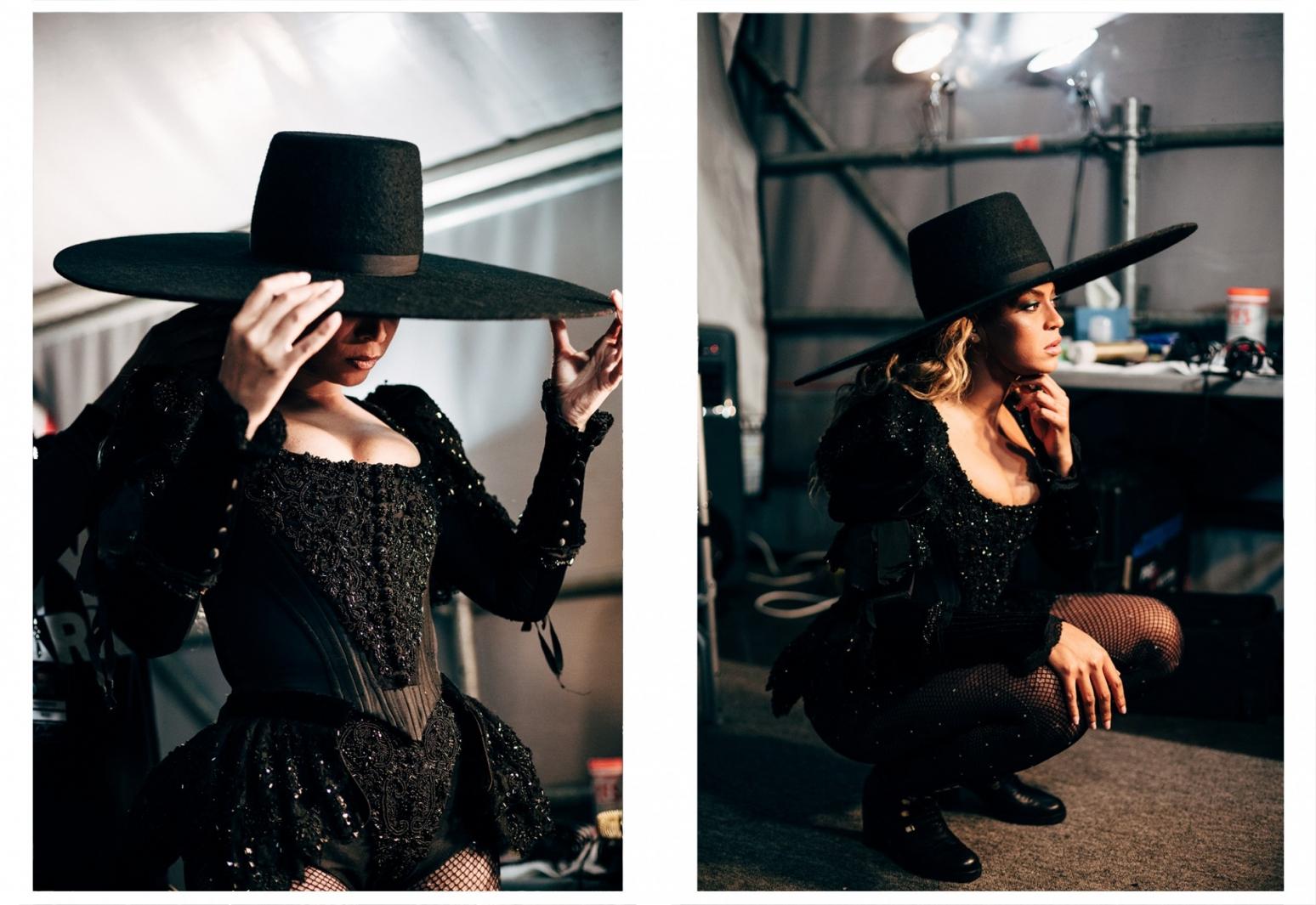 Beyoncé se apresenta em Foxborough com a 'Formation World Tour'